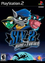 Sly 2: Band of Thieves PS2