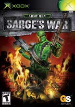 Army Men: Sarge's War Xbox
