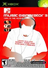 MTV Music Generator 3: This is the Remix Xbox