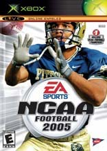 NCAA Football 2005 for Xbox last updated Aug 24, 2005