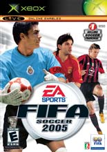 FIFA Soccer 2005 for Xbox last updated Jul 18, 2004