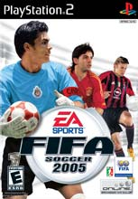 FIFA Soccer 2005 for PlayStation 2 last updated Dec 10, 2007