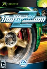 Need for Speed: Underground 2 Xbox