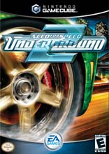 Need for Speed: Underground 2 GameCube