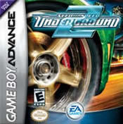 Need for Speed: Underground 2 GBA