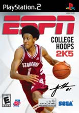 ESPN College Hoops 2K5 for PlayStation 2 last updated Dec 10, 2007