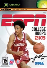 ESPN College Hoops 2K5 for Xbox last updated Dec 18, 2005