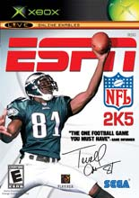 ESPN NFL 2K5 for Xbox last updated Jul 30, 2007