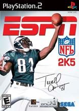 ESPN NFL 2K5 for PlayStation 2 last updated Dec 18, 2005
