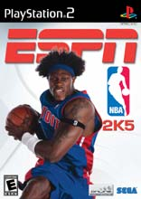 ESPN NBA 2K5 for PlayStation 2 last updated Jul 04, 2010
