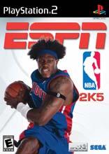 ESPN NBA 2K5 for PlayStation 2 last updated Jul 04, 2010