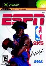 ESPN NBA 2K5 for Xbox last updated Dec 18, 2005
