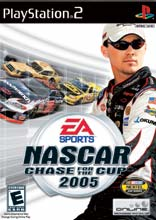 NASCAR 2005: Chase for the Cup PS2