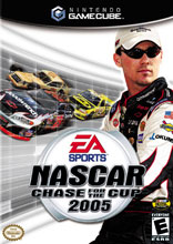 NASCAR 2005: Chase for the Cup GameCube