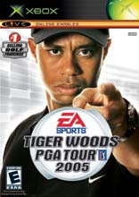 Tiger Woods PGA Tour 2005 for Xbox last updated Oct 18, 2005