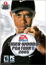 Tiger Woods PGA Tour 2005 PC