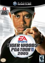 Tiger Woods PGA Tour 2005 GameCube