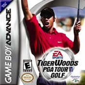 Tiger Woods PGA Tour 2005 GBA