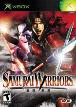 Samurai Warriors Xbox