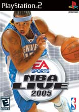 NBA Live 2005 for PlayStation 2 last updated Dec 10, 2007