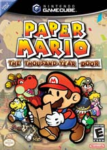 Paper Mario: The Thousand Year Door GameCube