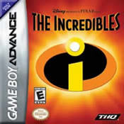 Incredibles, The for Game Boy Advance last updated Feb 02, 2008