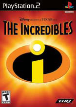 Incredibles, The for PlayStation 2 last updated Dec 10, 2007