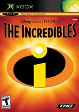 The Incredibles Xbox