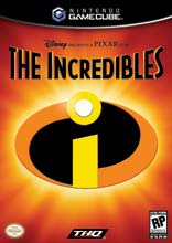 The Incredibles GameCube