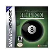 Archer Maclean's 3D Pool GBA