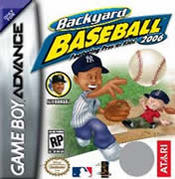 Backyard Baseball 2006 GBA