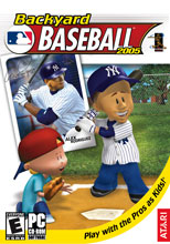 Backyard Baseball 2005 PC
