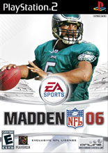 Madden NFL 06 for PlayStation 2 last updated Dec 06, 2007