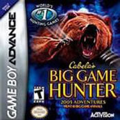 Cabela's Big Game Hunter 2005 GBA
