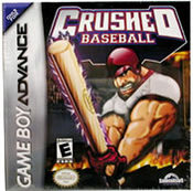 Crushed Baseball GBA