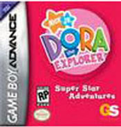 Dora the Explorer: Super Star Adventures GBA