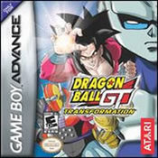 Dragon Ball GT: Transformation for Game Boy Advance last updated Aug 28, 2012
