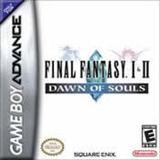 Final Fantasy I & II: Dawn of Souls for Game Boy Advance last updated Jun 16, 2007