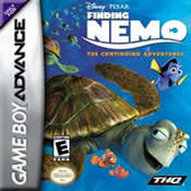 Finding Nemo: The Continuing Adventures GBA