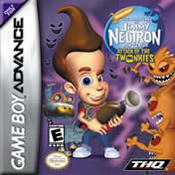 Jimmy Neutron: Attack of the Twonkies GBA