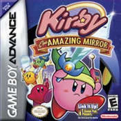 Kirby and the Amazing Mirror GBA