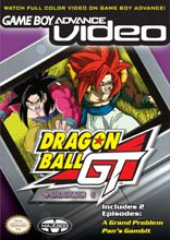 Dragon Ball GT #1 GBA