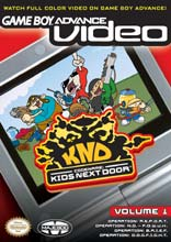 Kids Next Door Vol. 1 GBA