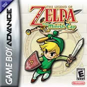 The Legend of Zelda: Minish Cap GBA