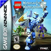 Lego Knight's Kingdom GBA