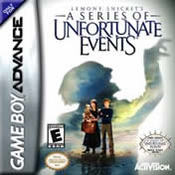 Lemony Snicket's A Series of Unfortunate Events for Game Boy Advance last updated Dec 28, 2004