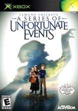 Lemony Snicket's A Series of Unfortunate Events Xbox