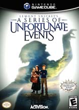 Lemony Snicket's A Series of Unfortunate Events GameCube