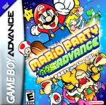Mario Party Advance GBA