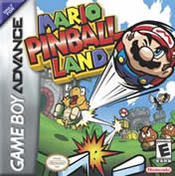 Mario Pinball Land for Game Boy Advance last updated Sep 05, 2006